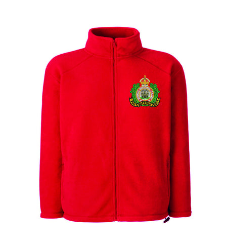Suffolk Regiment Fleeces