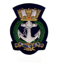 Royal Naval Association Blazer Badges