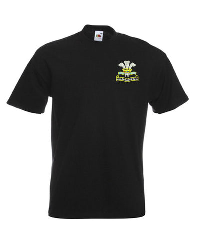 Royal Regiment of Wales  T-Shirt