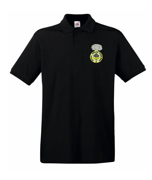 Royal Welch Fusiliers Polo Shirts
