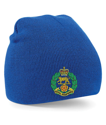Royal Hampshire Regiment Beanie Hats