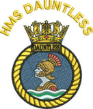 HMS Dauntless Fleece