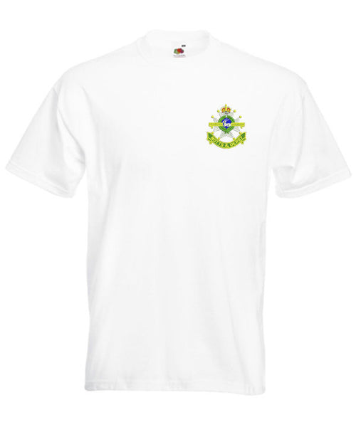 Sherwood Foresters Men's Super Premium T-Shirt