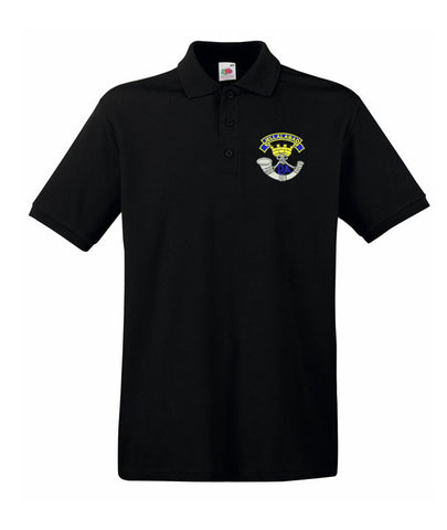 Somerset Regiment polo shirt