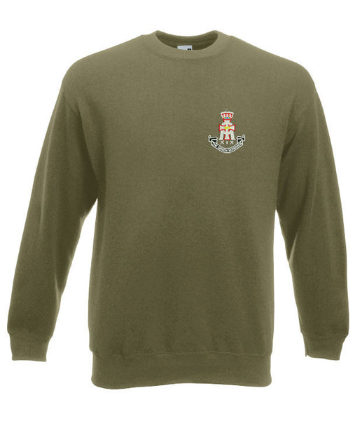 The Green Howards Premium Sweater