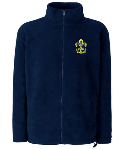 The Kings Regiment Fleece