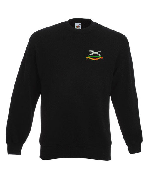 The Queens Own Hussars Premium Sweater