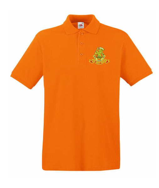 The West Riding Regiment Polo Shirt