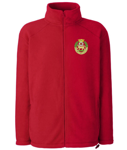 York and Lancaster Regiment Fleece