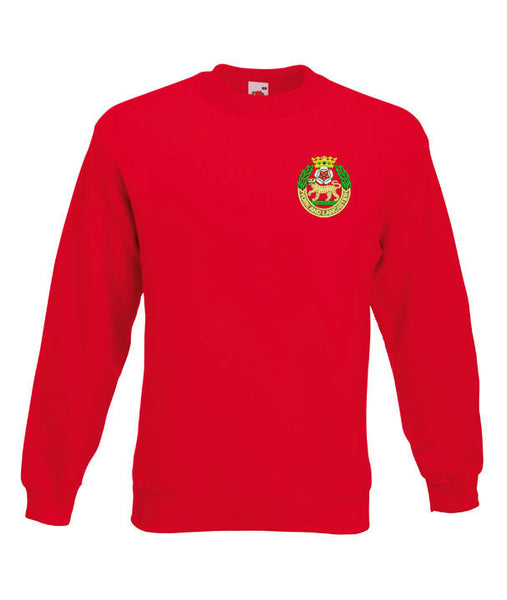 York and Lancaster Regiment Sweater