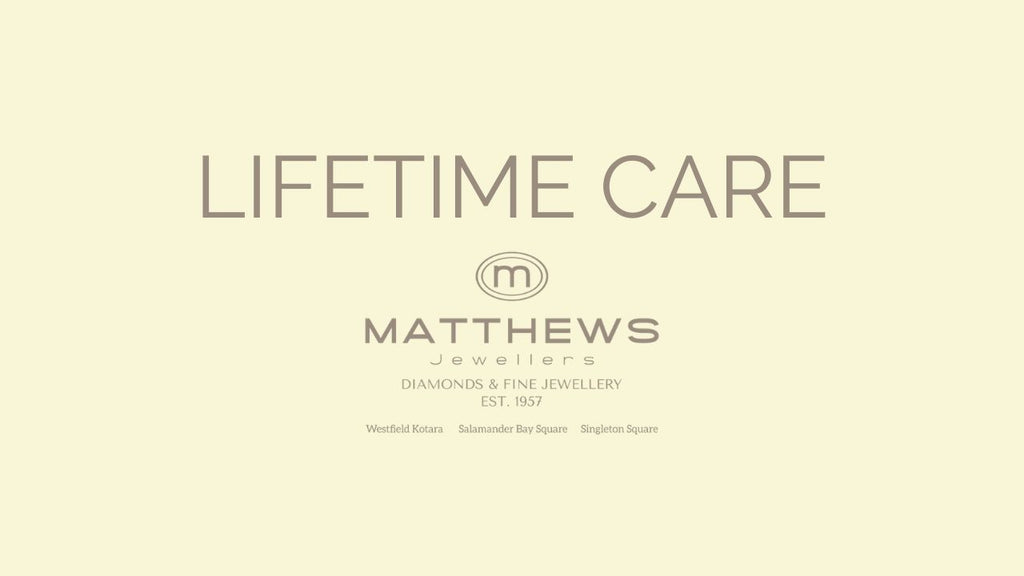 Matthews Lifetime Care Commitment