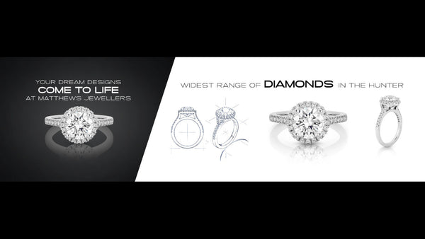 Widest Range of Diamonds in the Hunter