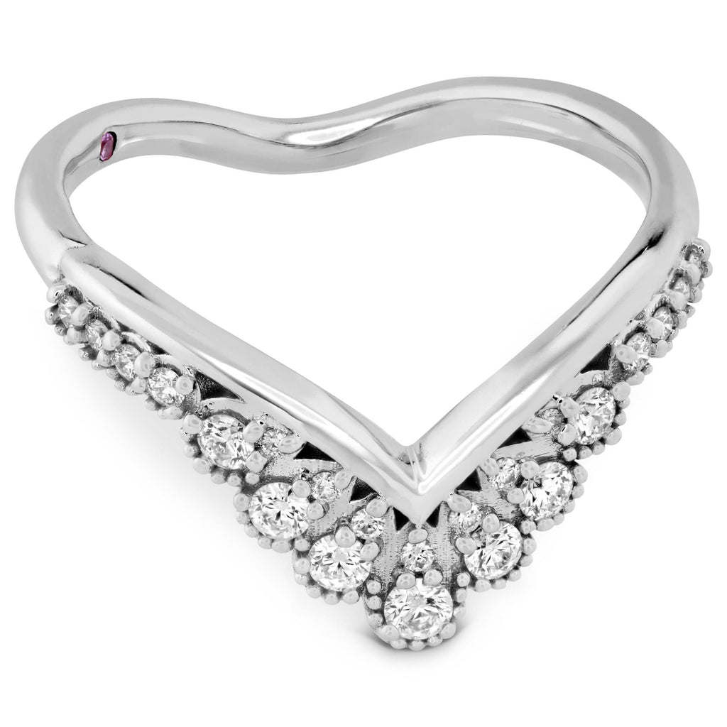 Behati Silhoutte Power Band Diamond Ring - Matthews Jewellers