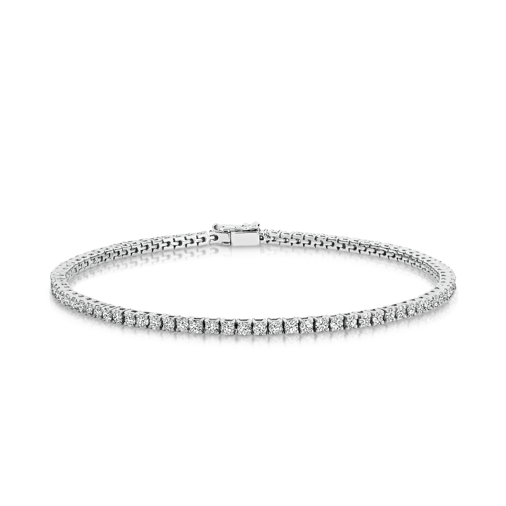 Diamond Tennis Bacelet - Matthews Jewellers