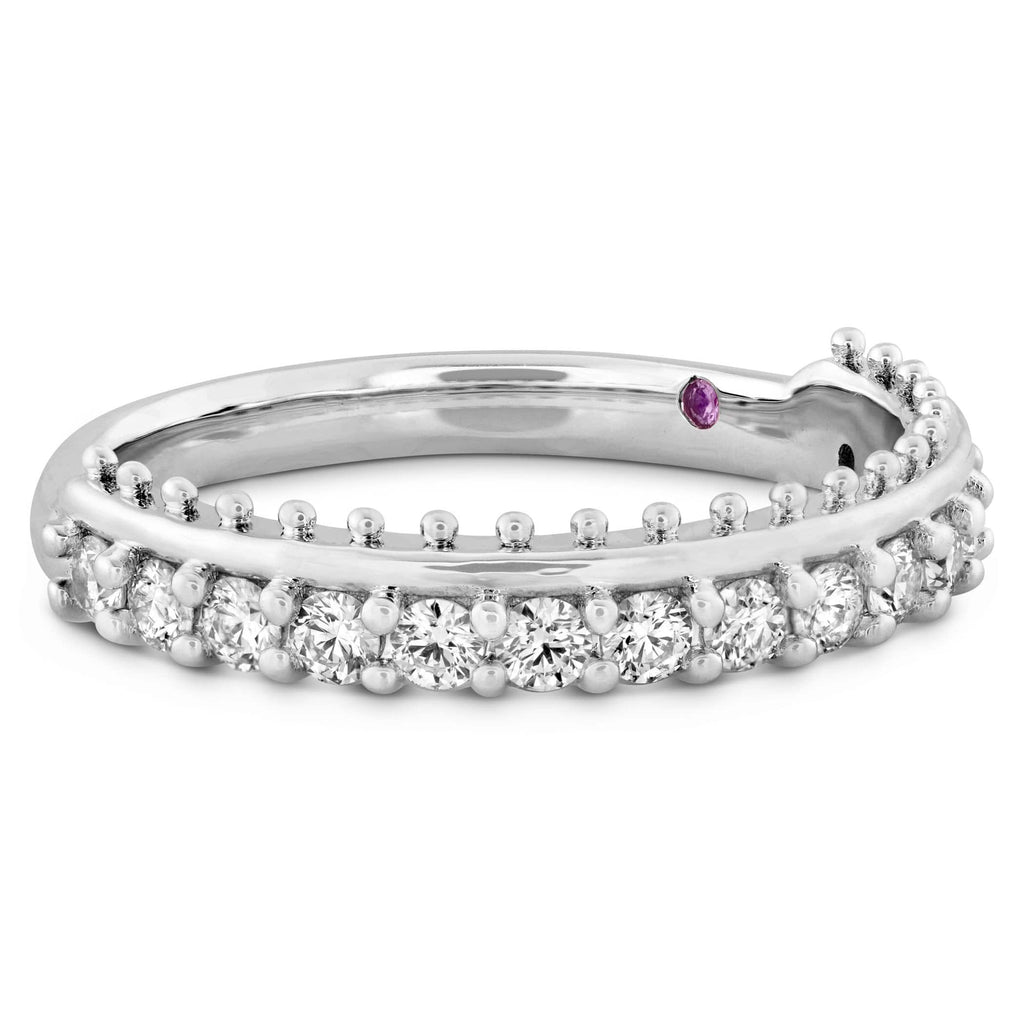 Sloane Picot All In A Row Diamond Band - Matthews Jewellers