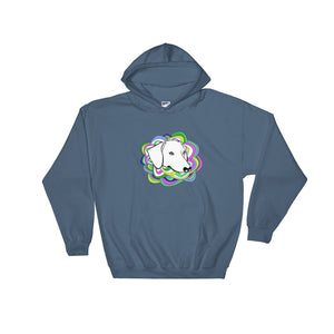 Dachshund Special Color - Hooded Sweatshirt - WeeShopyDog