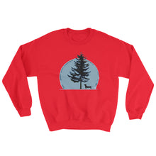 Load image into Gallery viewer, Dachshund Christmas Tree - Sweatshirt - WeeShopyDog