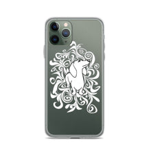 Load image into Gallery viewer, Dachshund Flower - iPhone Case