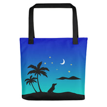Load image into Gallery viewer, Dachshund Islands - Color Tote Bag - WeeShopyDog
