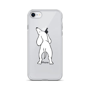 Dachshund Ahead - iPhone Case