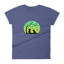 Load image into Gallery viewer, Dachshund Tree Of Life - Women's T-shirt - WeeShopyDog