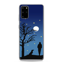 Load image into Gallery viewer, Dachshund Moon - Samsung Case