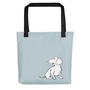 Dachshund Hope - Color Tote bag - WeeShopyDog