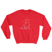 Load image into Gallery viewer, Dachshund Hope - Sweatshirt - WeeShopyDog