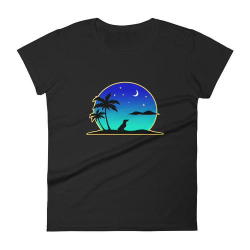 Dachshund Islands - Women's T-shirt - WeeShopyDog