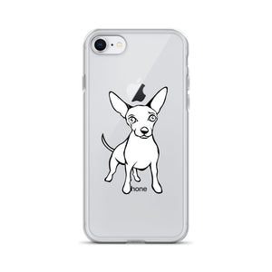 Chihuahua Wonder - iPhone Case