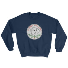 Load image into Gallery viewer, Dachshund Merry Christmas - Sweatshirt - WeeShopyDog