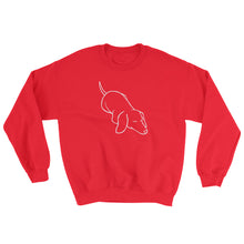 Load image into Gallery viewer, Dachshund Sleep - Sweatshirt - WeeShopyDog