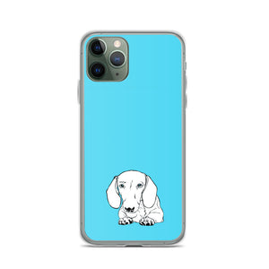 Dachshund Paws - iPhone Case