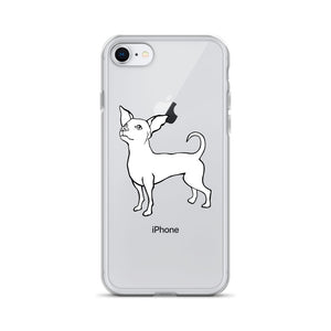 Chihuahua Smile - iPhone Case