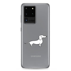 Dachshund Happy - Samsung Case