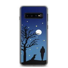 Load image into Gallery viewer, Dachshund Moon - Samsung Case - WeeShopyDog