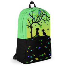 Load image into Gallery viewer, Dachshund Tree Of Life - Backpack - WeeShopyDog