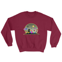 Load image into Gallery viewer, Dachshund Blossom - Sweatshirt - WeeShopyDog