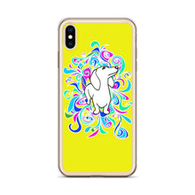 Load image into Gallery viewer, Dachshund Flower Color - iPhone Case