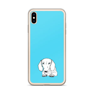 Dachshund Paws - iPhone Case - WeeShopyDog