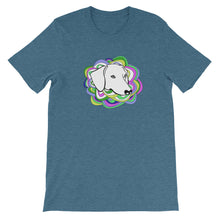 Load image into Gallery viewer, Dachshund Special Color - Unisex/Men's T-shirt - WeeShopyDog
