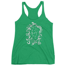 Load image into Gallery viewer, Dachshund Cute Flower - Women's Tank Top - WeeShopyDog