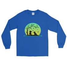 Load image into Gallery viewer, Dachshund Tree Of Life - Long Sleeve T-Shirt - WeeShopyDog