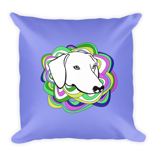 Dachshund Special Color - Square Pillow - WeeShopyDog