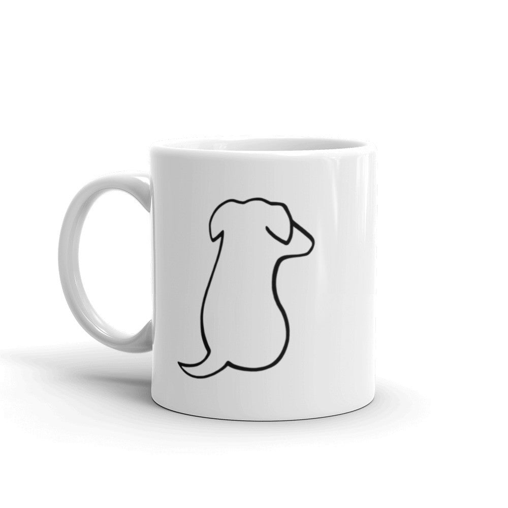 Dog Friend - Mug - WeeShopyDog