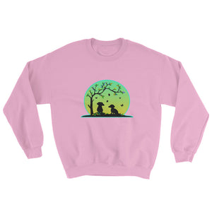 Dachshund Tree Of Life - Sweatshirt - WeeShopyDog