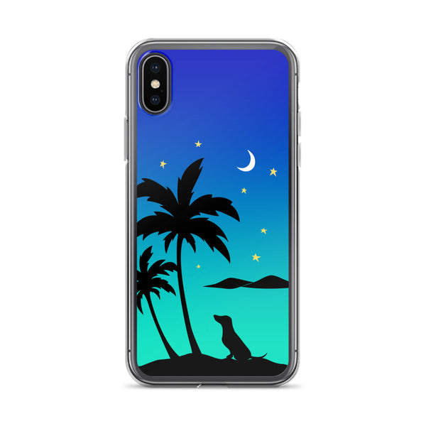 Dachshund Islands - iPhone Case - WeeShopyDog