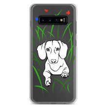Load image into Gallery viewer, Dachshund Play Grass - Samsung Case