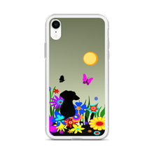 Dachshund Blossom - iPhone Case