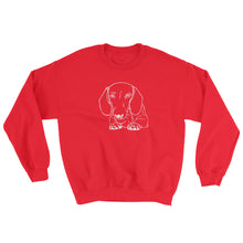 Load image into Gallery viewer, Dachshund Paws - Sweatshirt - WeeShopyDog